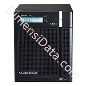 Jual Storage Server INFORTREND EonNAS Pro 500 [ENP500MC]